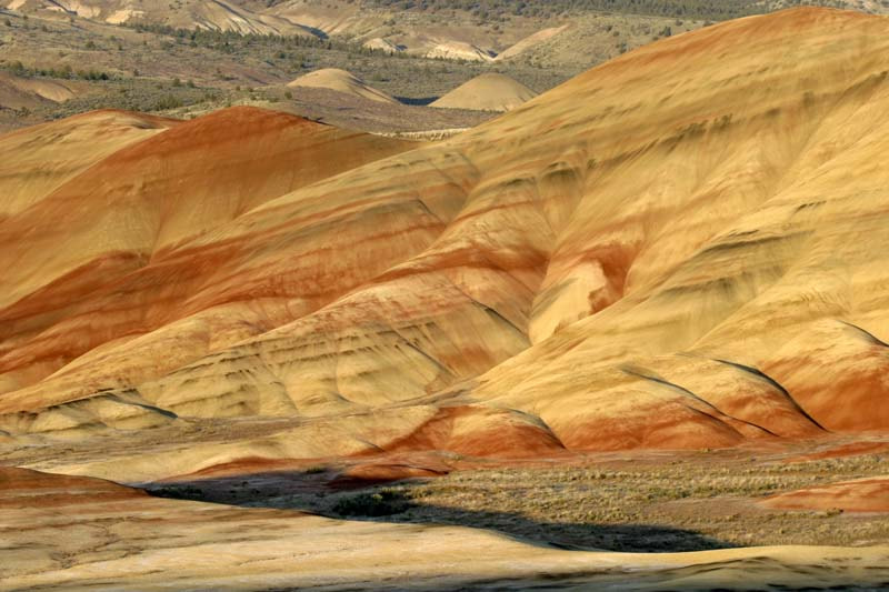 Photograph John Day Fossil Beds National Monument by Rob Mutch on 500px