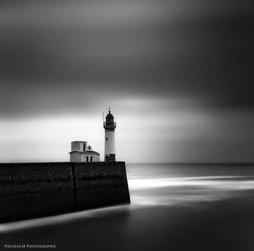 Photograph Lighthouse by Nicolas.M  photographie on 500px