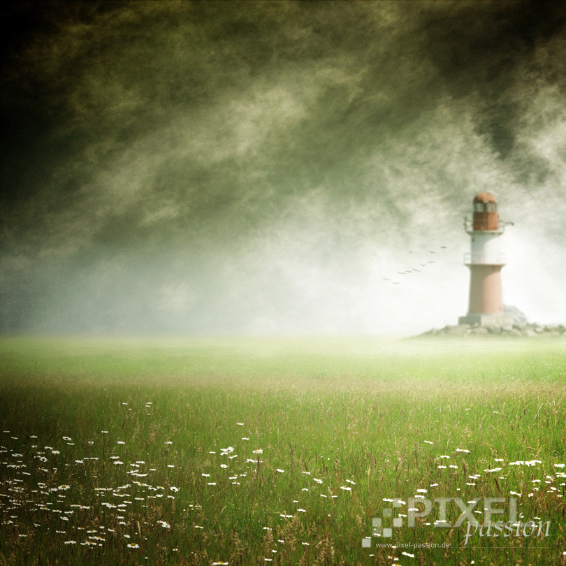 Photograph the lighthouse by Pixel Passion on 500px