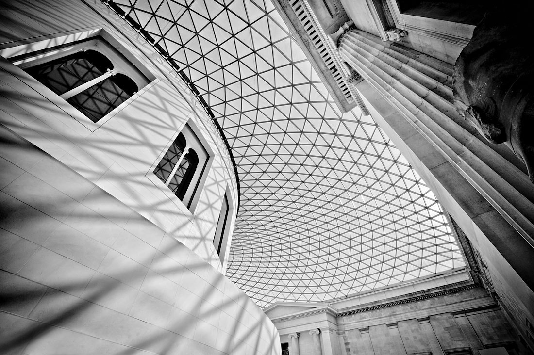 Photograph glass roof by pixeldreamer  on 500px