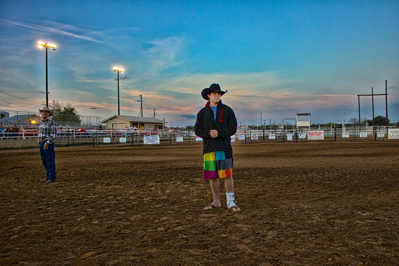 Photograph Bull Rider by Hans Watson on 500px