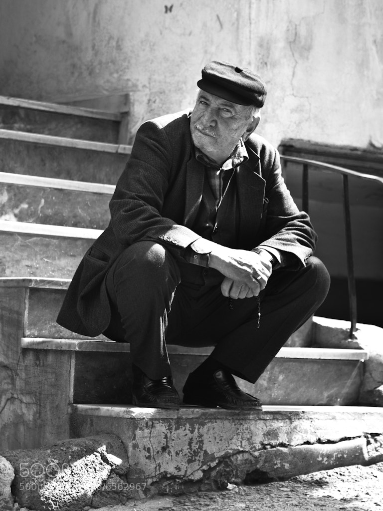 Photograph on the stairs of life // istanbul, turkey by Pamela Ross on 500px