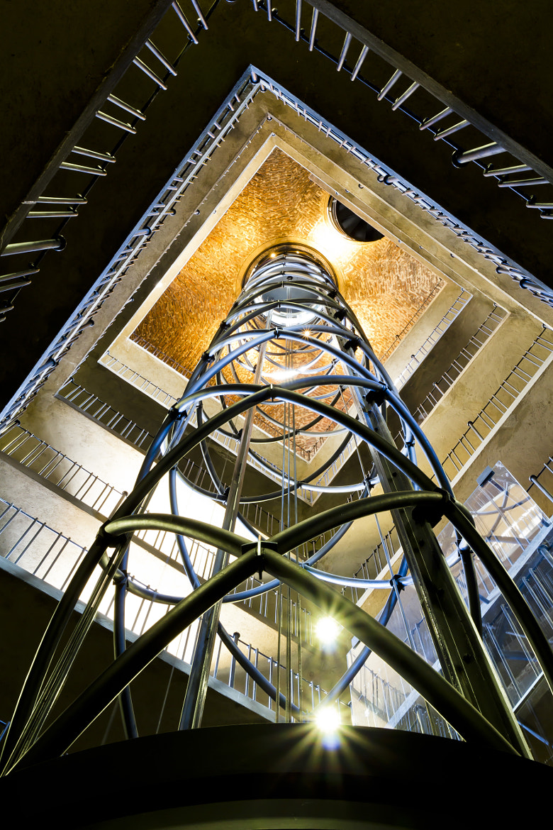 Photograph Elevatorshaft by Steve Kalisch on 500px
