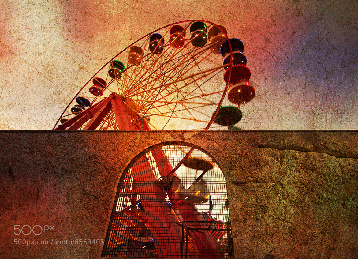 Photograph ferris wheel by Torkil Storli on 500px