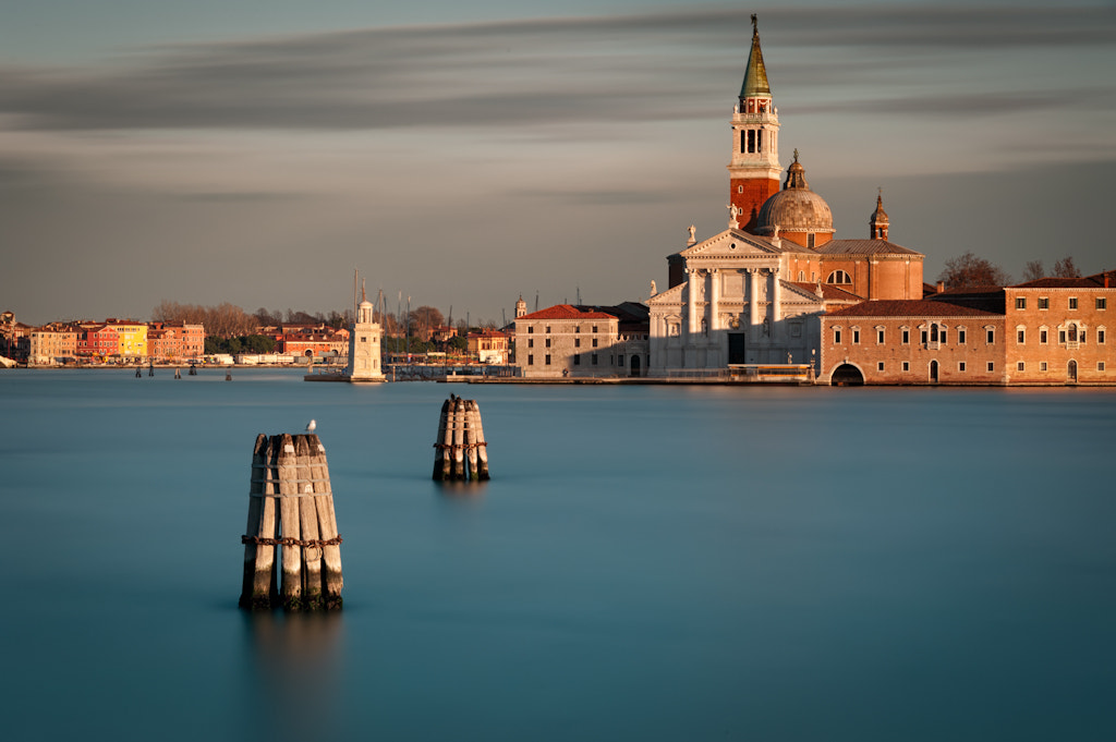Photograph San Giorgio by Laurent Coppee on 500px