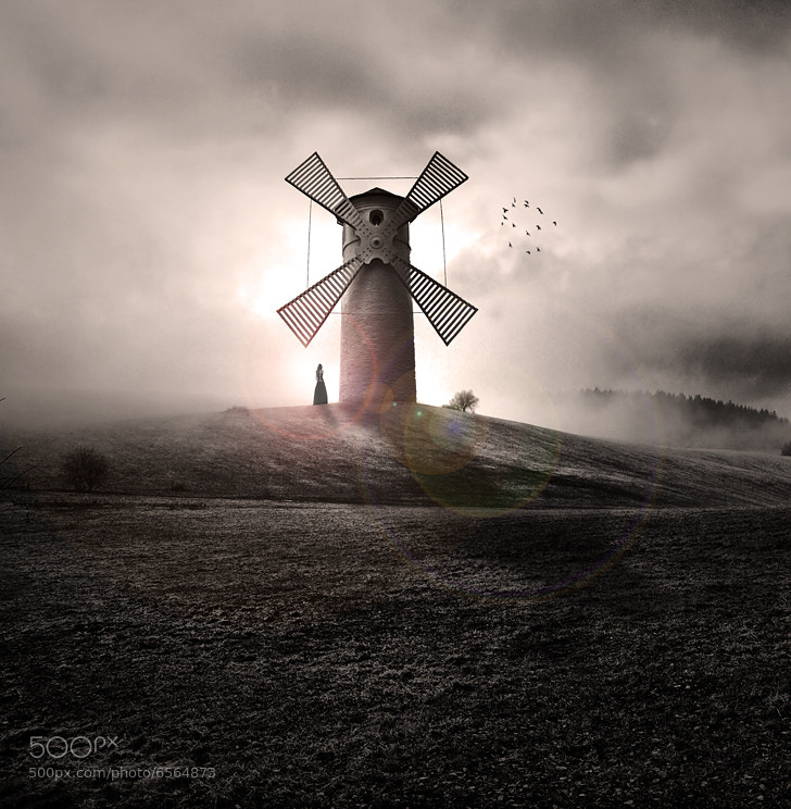Misty Morning  by George Christakis (GeorgeChristakis)) on 500px.com