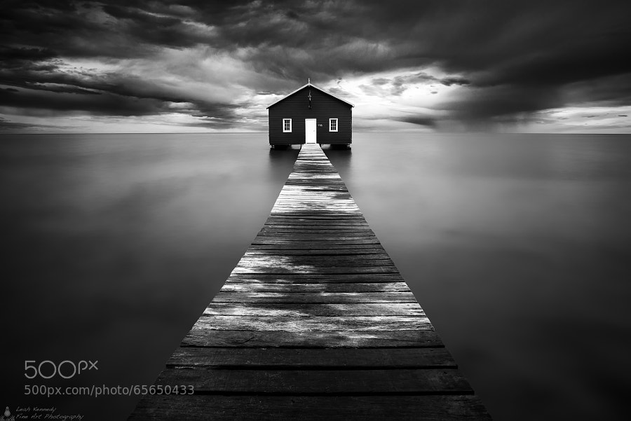 Photograph The Boatshed by Leah Kennedy on 500px