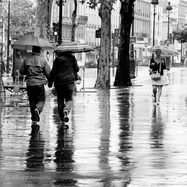 Photograph la pluie by albert buzzi on 500px