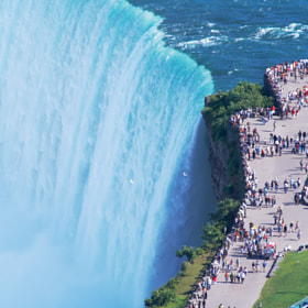 Niagara waterfall by Alexandr Korenev (a1exko)) on 500px.com