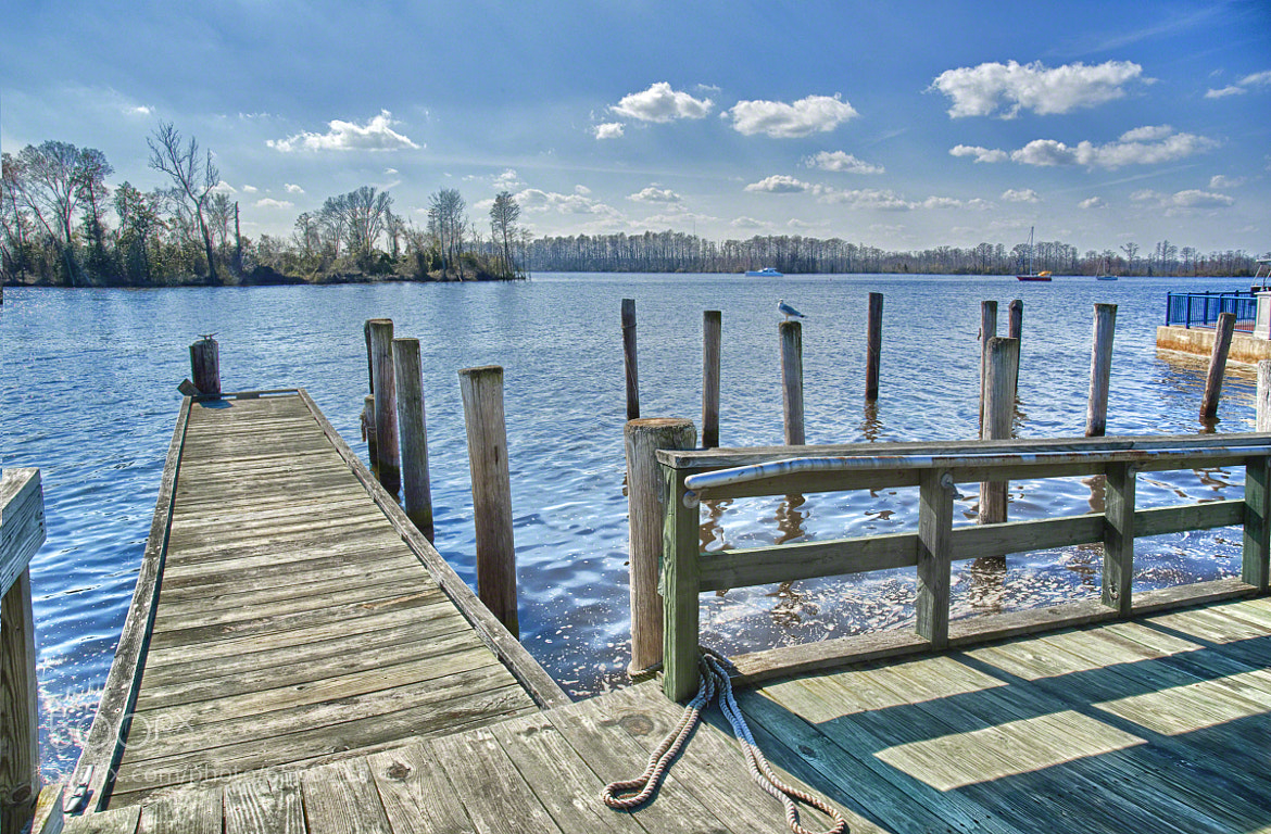 Photograph HDR - On the Docks by Mark Neal on 500px