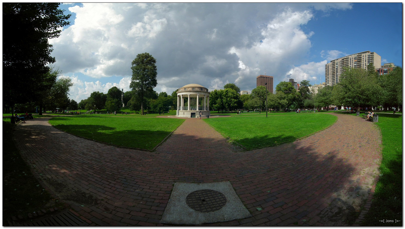 Photograph Boston Common by Joms Marfil on 500px