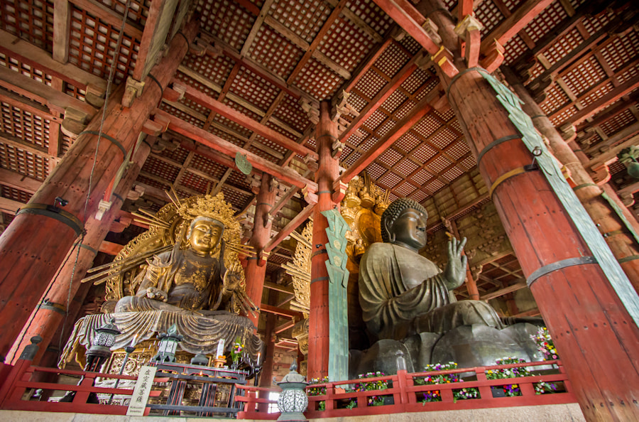 Photograph Nara's Daibutsu by Agustin Rafael Reyes on 500px