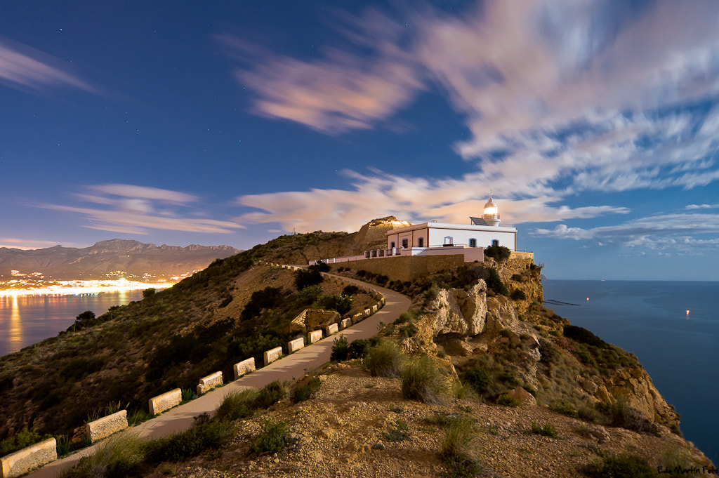 Photograph Two sides of the lighthouse by Eduardo Martin on 500px