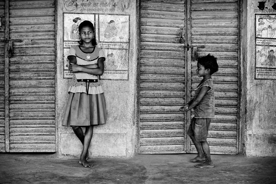 Photograph the beginning (the story of small boys and big girls) by Travel Shots on 500px
