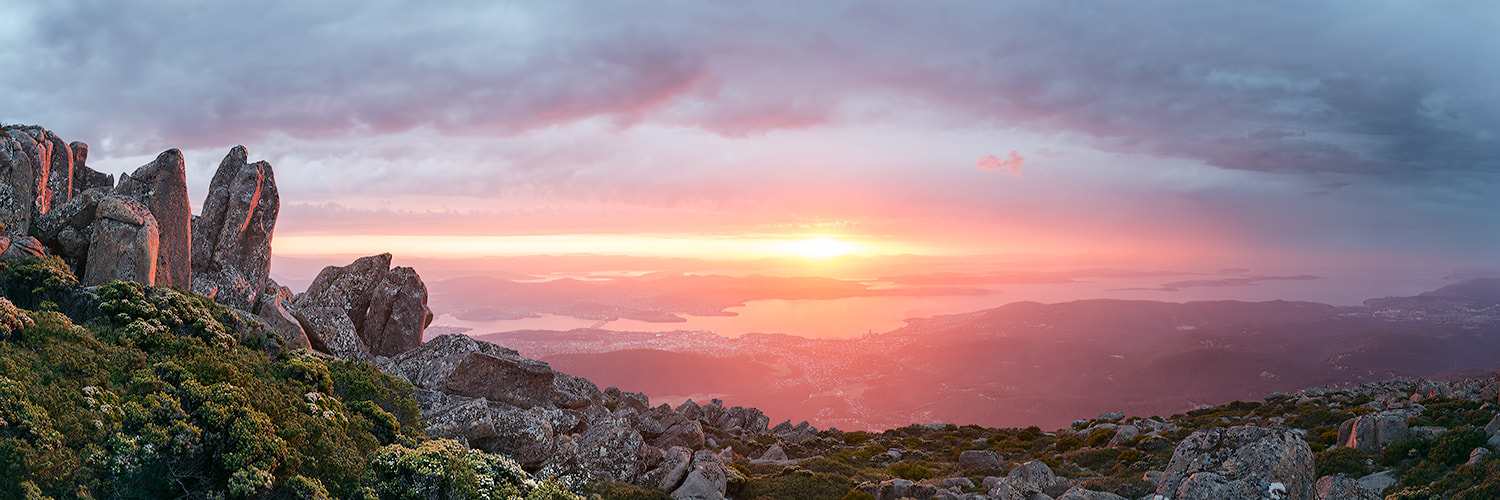Photograph Mt Wellington by Jake Anderson on 500px