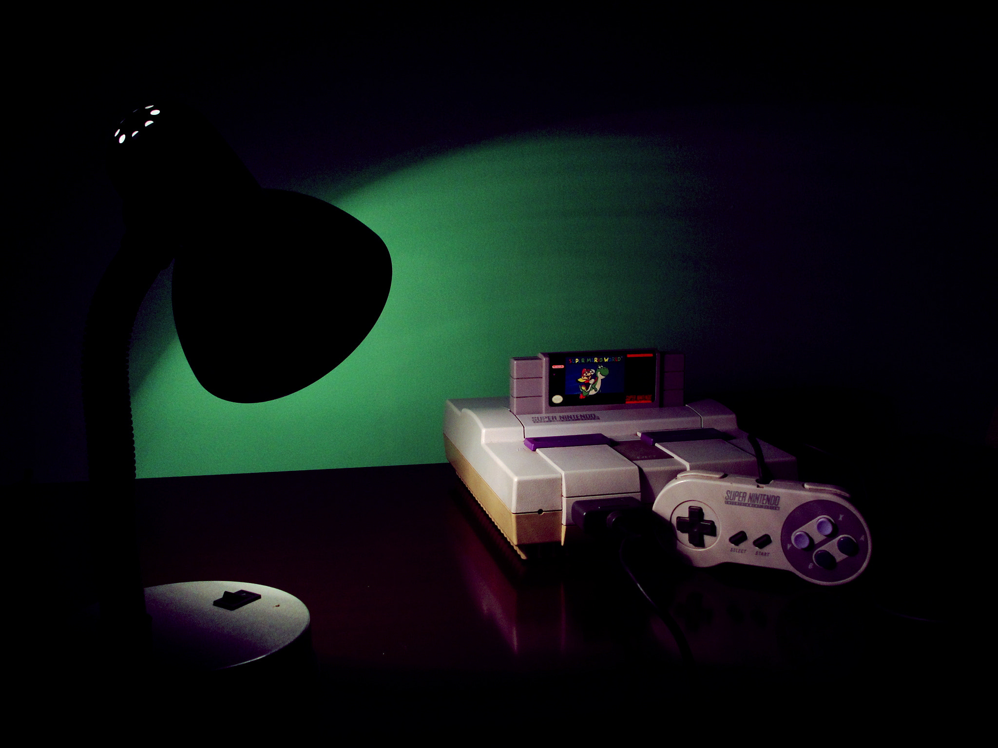 Photograph SNES by Fernando W  Rodrigues on 500px