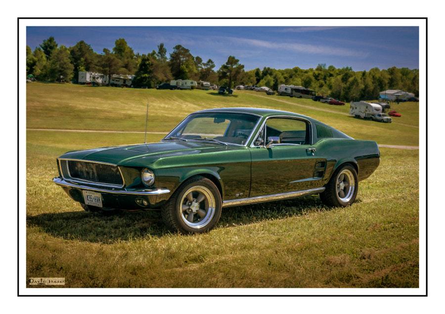 1966 Bullitt Mustang Fast Back