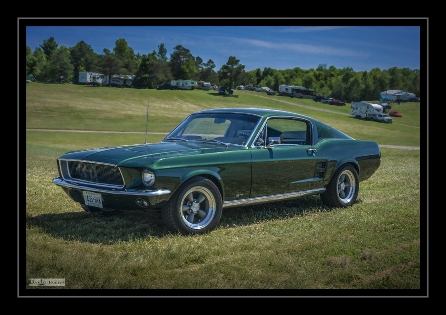 1966 Bullitt Mustang Fast Back -1