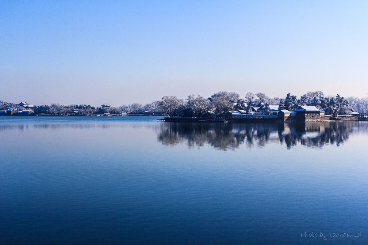 Photograph Summer Palace by qiao liang on 500px