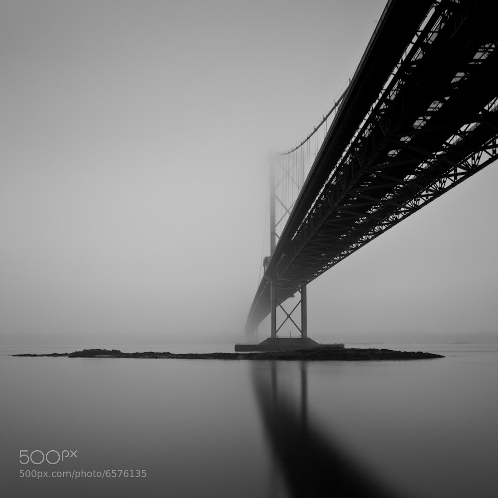 Photograph The Forth Road Bridge by Billy Currie on 500px