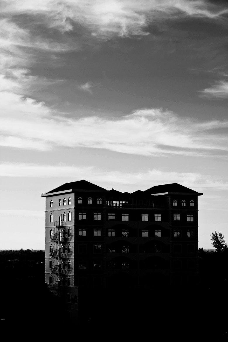 Photograph B/W Builing  by Jose Pedro Dava on 500px