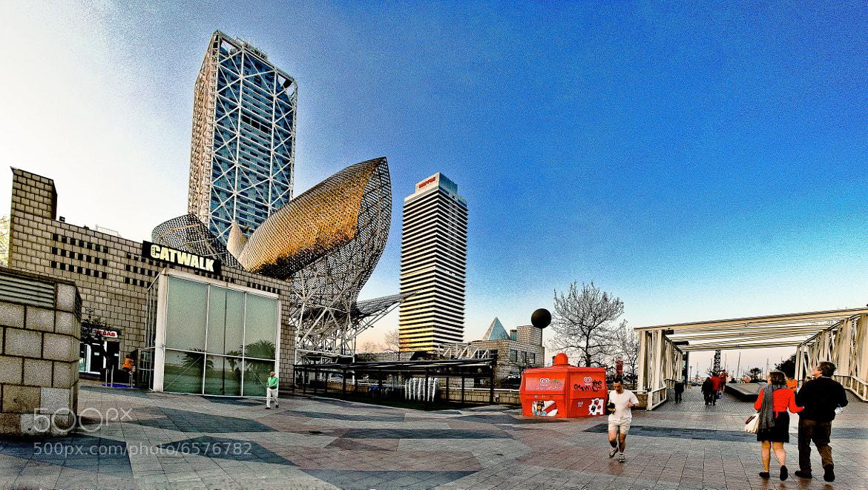 Photograph Vila Olímpica de Barcelona by Rubén  Romero   on 500px