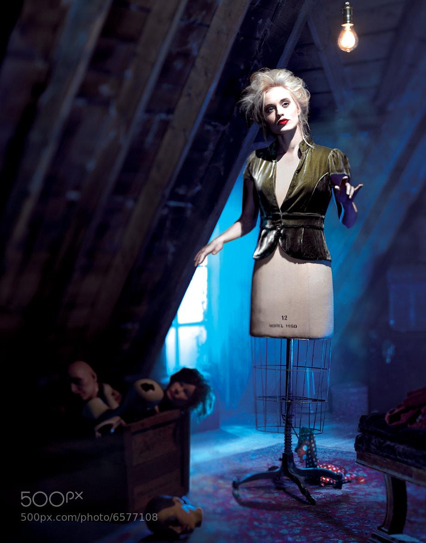 Photograph Attic Mannequin by Eric Sahrmann on 500px