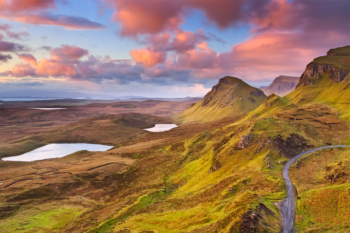 Photograph The Quiraing View by Michael  Breitung on 500px