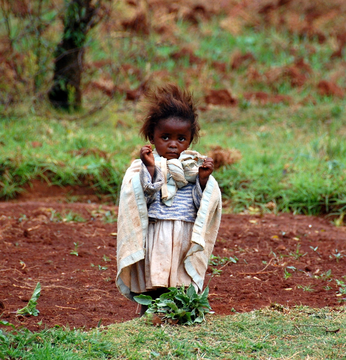 Photograph young south-african girl by Ruud Eelderink on 500px