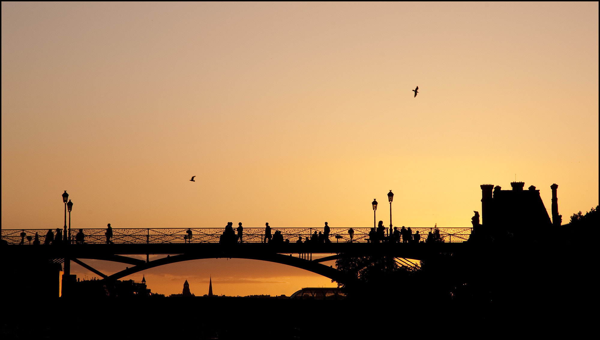 Photograph On the Bridge by Hornberger David on 500px