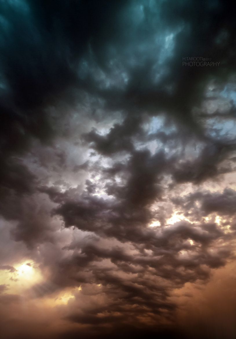 Photograph Once in A while by Hussain Tarooti on 500px