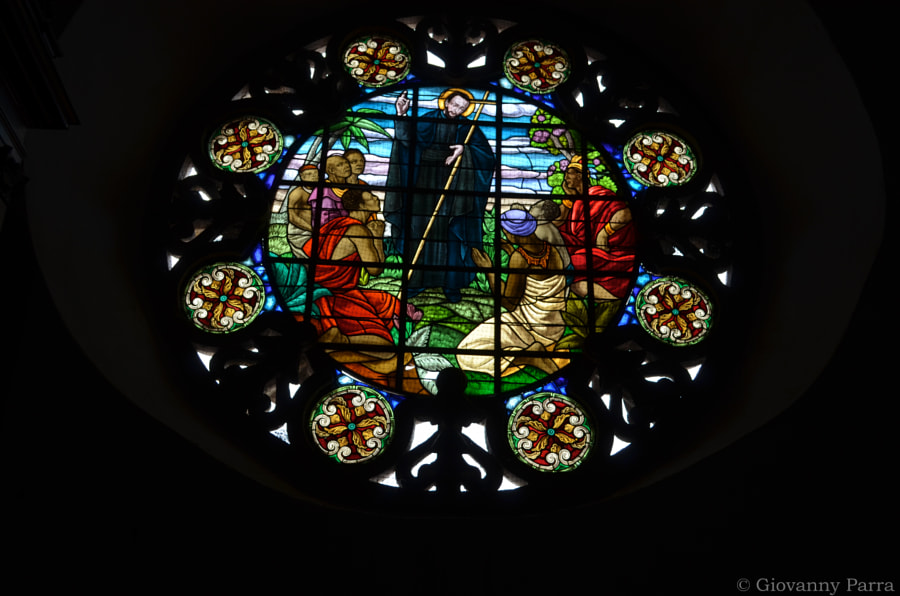 Vitral - Stained Glass