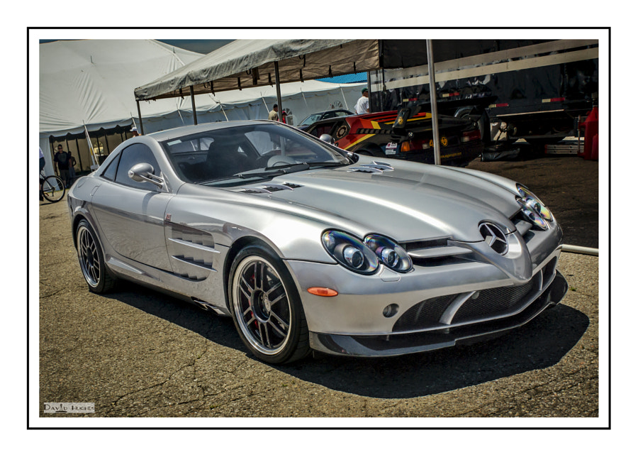 2006 Mercedes-Benz McLaren SLR 722 Edition