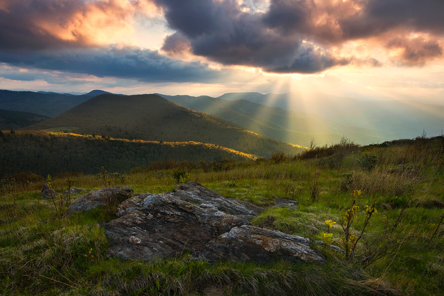 Photograph Appalachian Light by Scott Hotaling on 500px