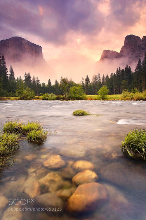 Photograph Valley Storm by Scott Hotaling on 500px