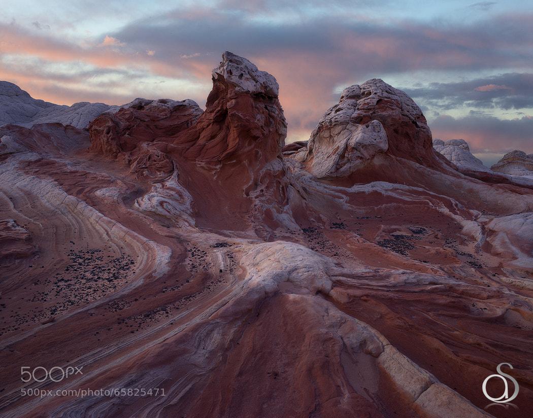 Photograph Whitepocket Sunset by Antony Spencer on 500px
