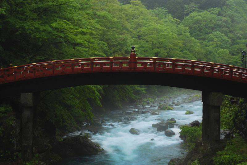 Photograph Shinkyo Bridge, Nikko, Japan by David Kosmos Smith on 500px