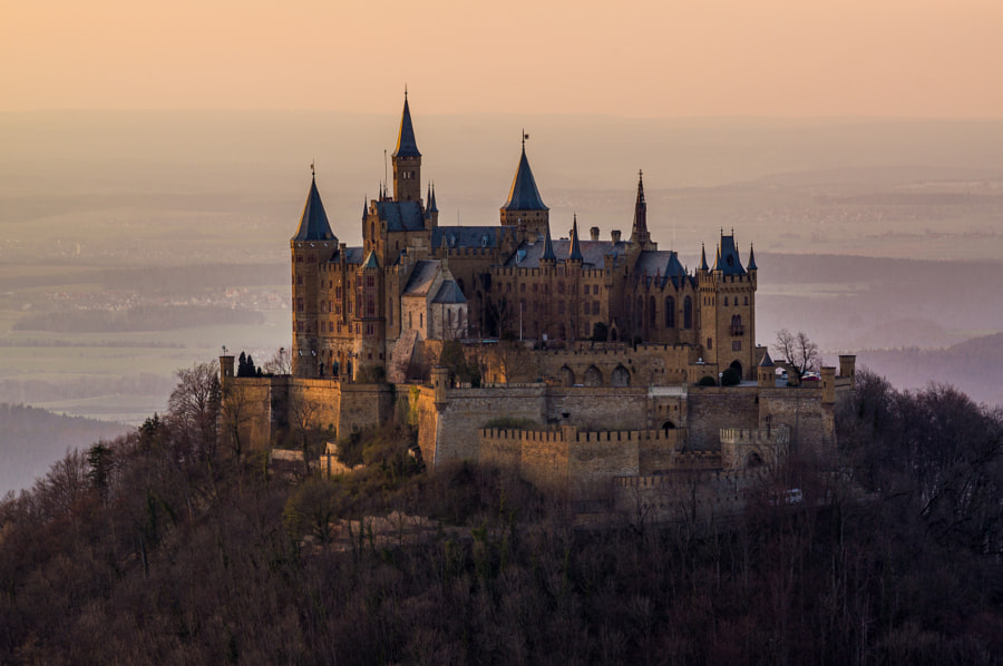 Castle on the Hill by Alex Gaflig on 500px.com