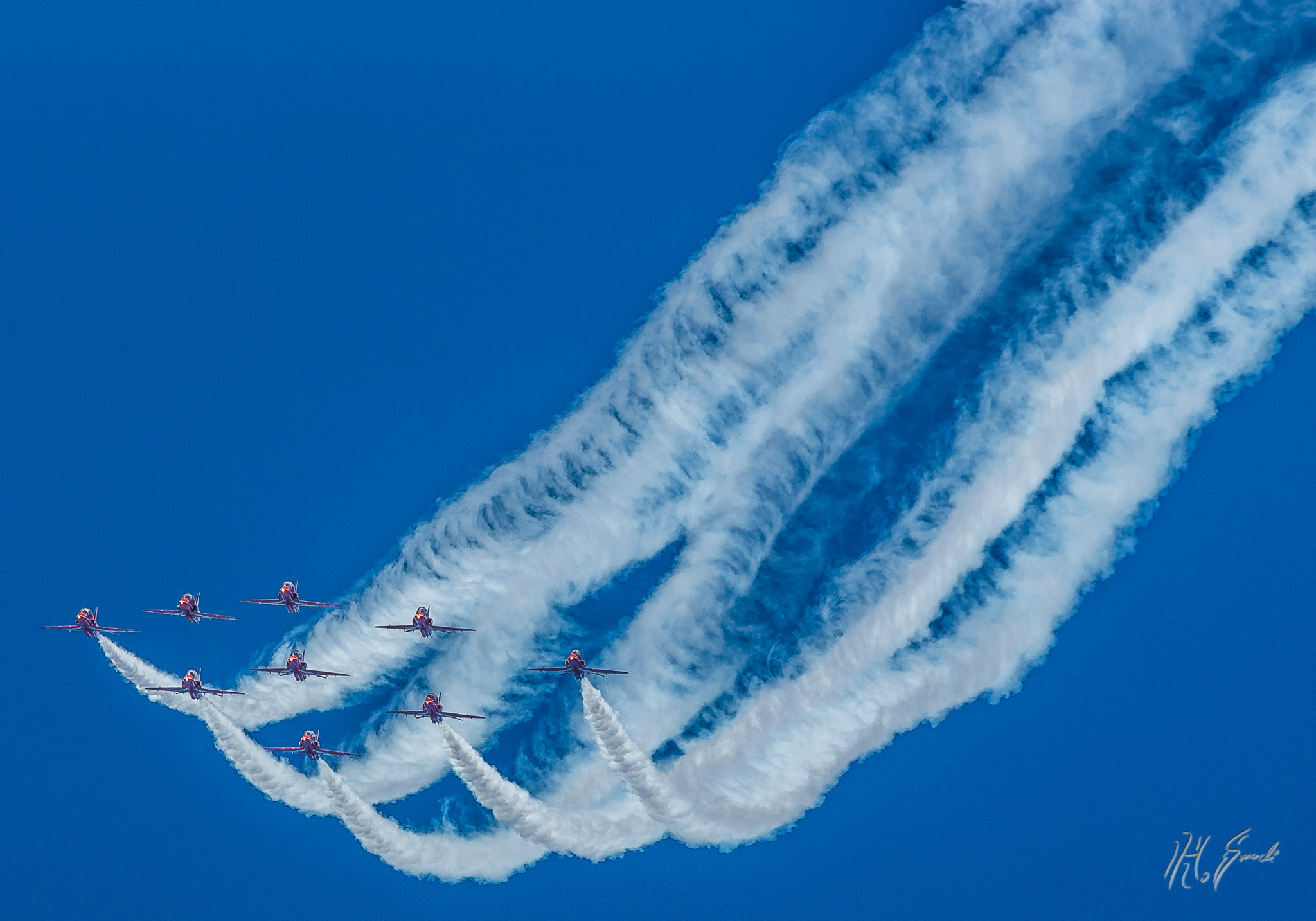 Photograph Red Arrows by Haytham Smadi on 500px