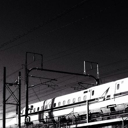 N700A By JR-East Japan