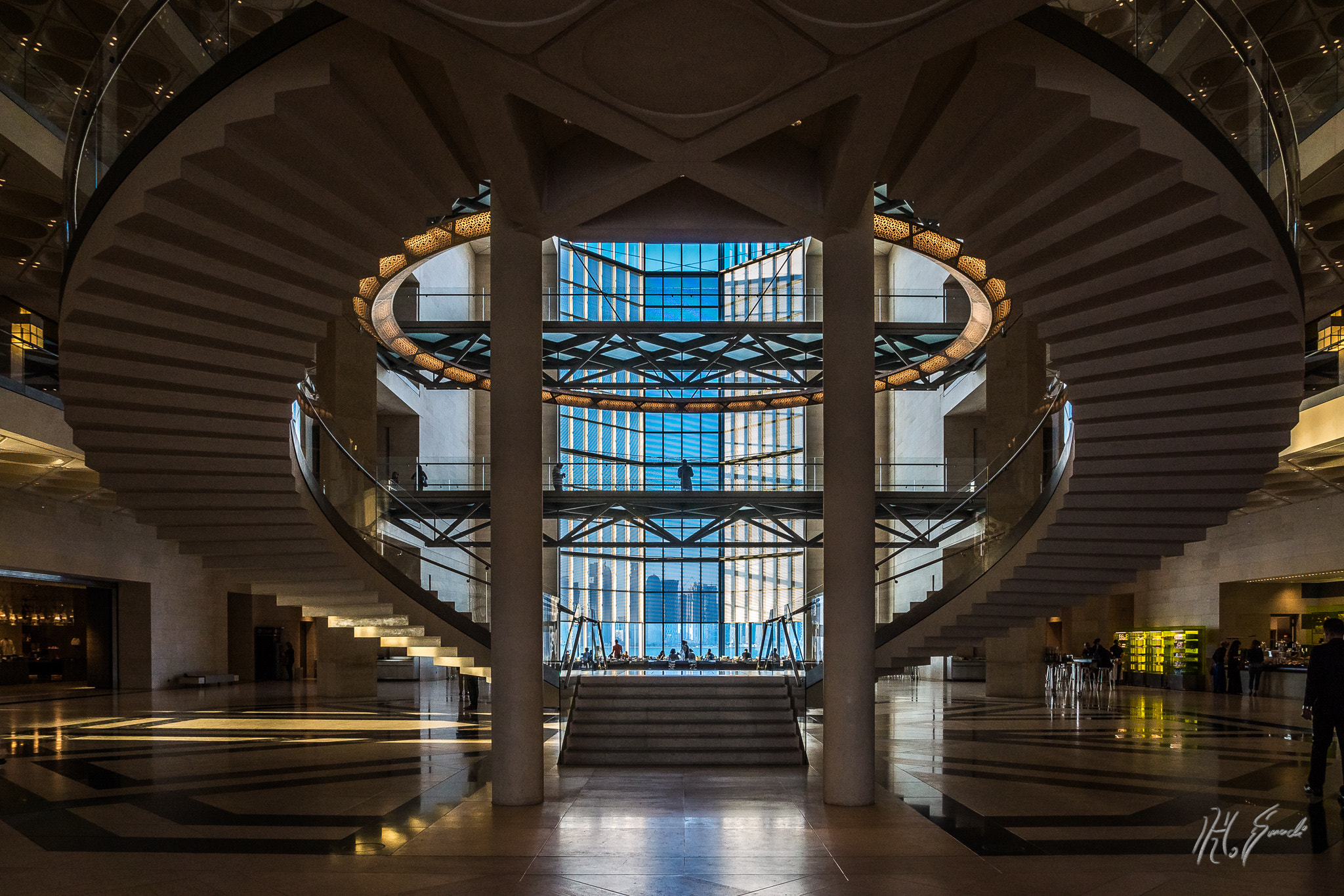 Photograph Museum of Islamic Arts, Doha by Haytham Smadi on 500px