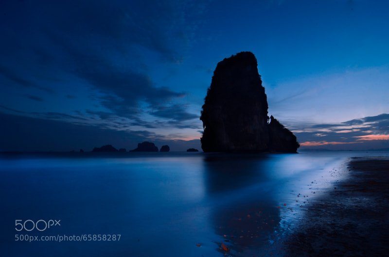 Photograph Railay Rocks by Jaren Drew on 500px