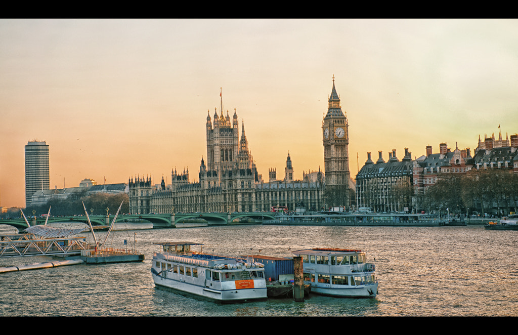 Photograph London by Anged on 500px