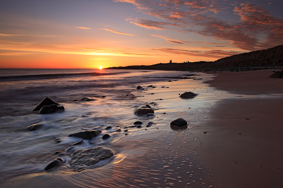 Embleton Bay at Sunrise