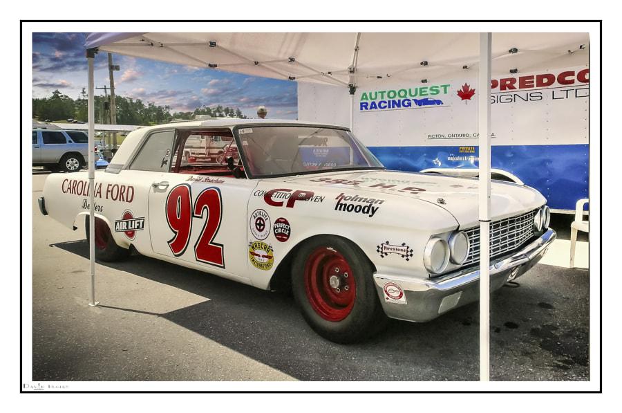 1962 Ford Galaxie Holman Moody