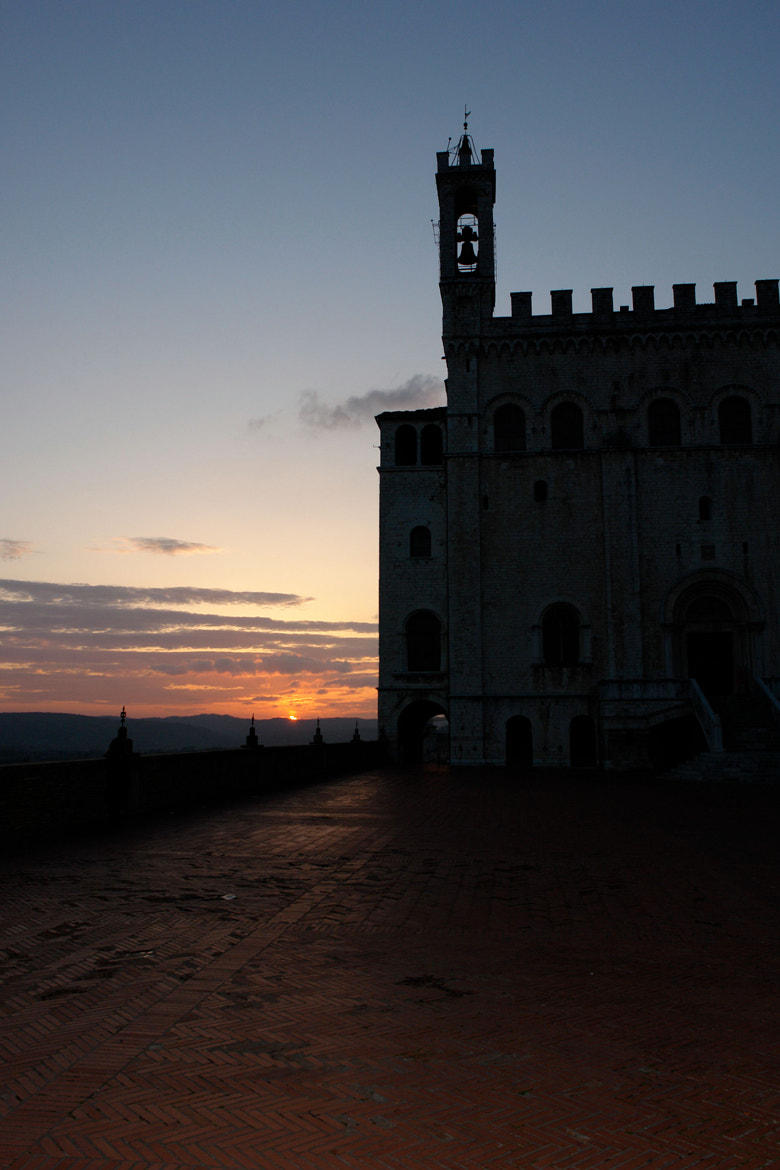 Photograph Sunset in Gubbio-Umbria (Italy) by Antonio Anelli on 500px