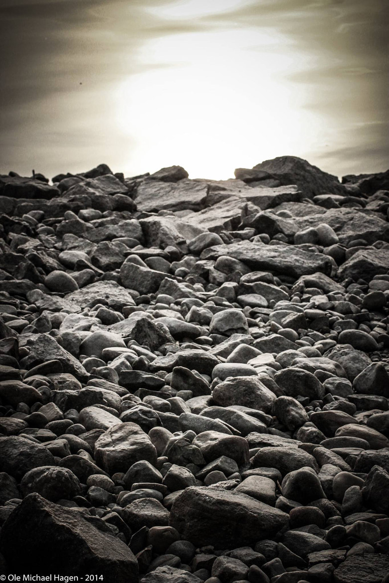 Photograph Rocks by the lake by Ole Michael Hagen on 500px