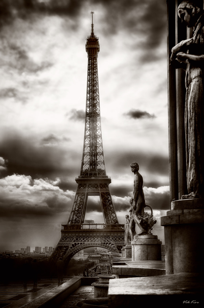 Photograph Paris II by Viktor Korostynski on 500px