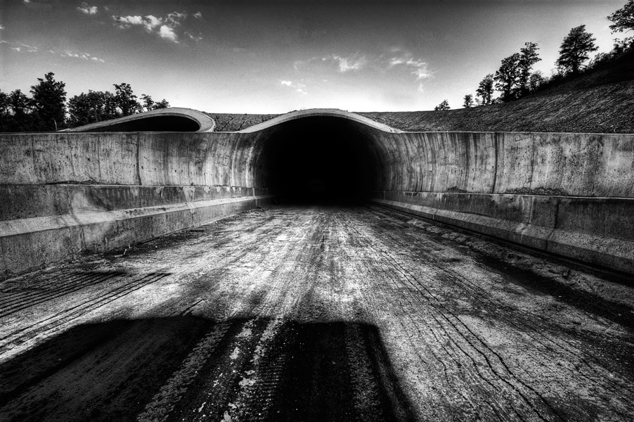 Photograph Near the Tunnels by Antonino Bellia on 500px