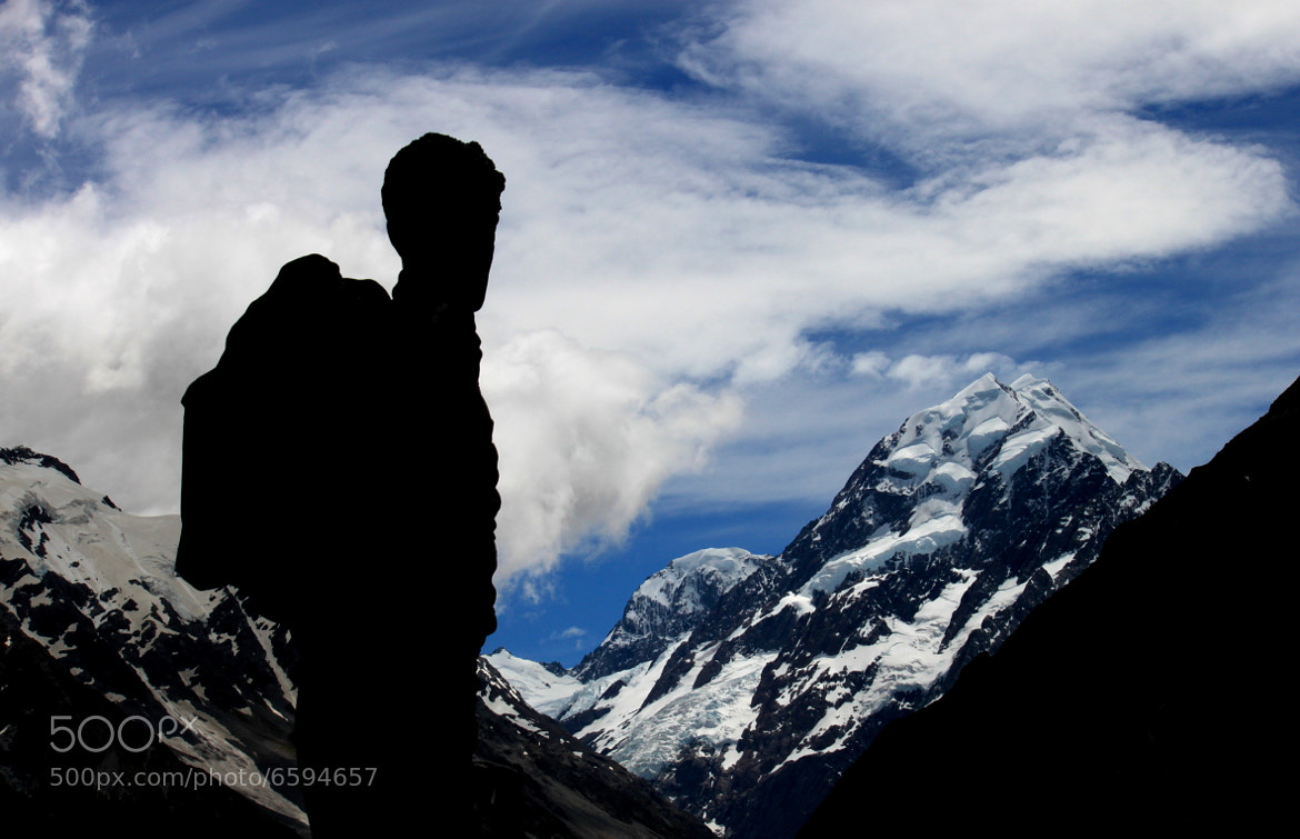 Photograph Mt Cook by Vamsi Krishna on 500px